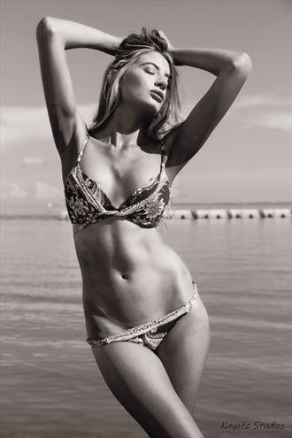 whisper of the sun bikini photo by photographer kayote