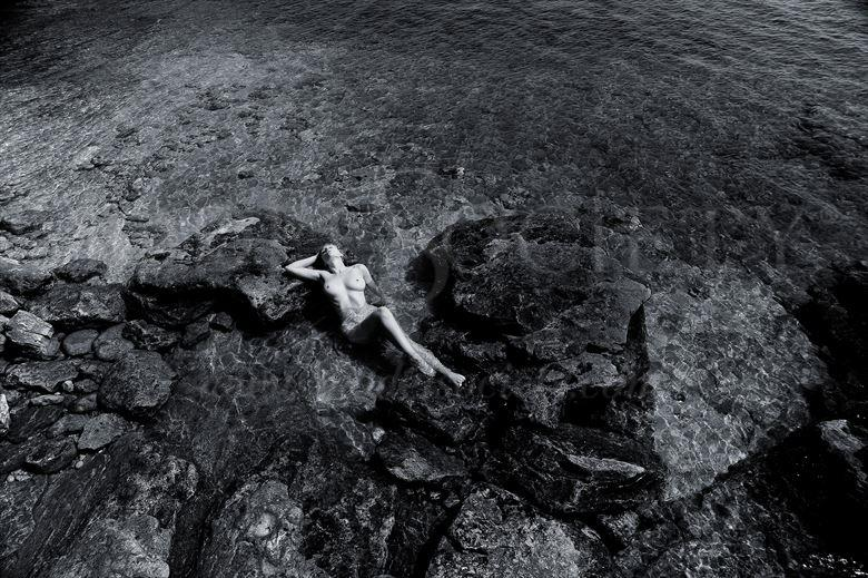 whitefish dunes state park wi artistic nude photo by photographer ray valentine