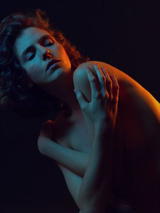 whitney artistic nude photo by photographer foaks