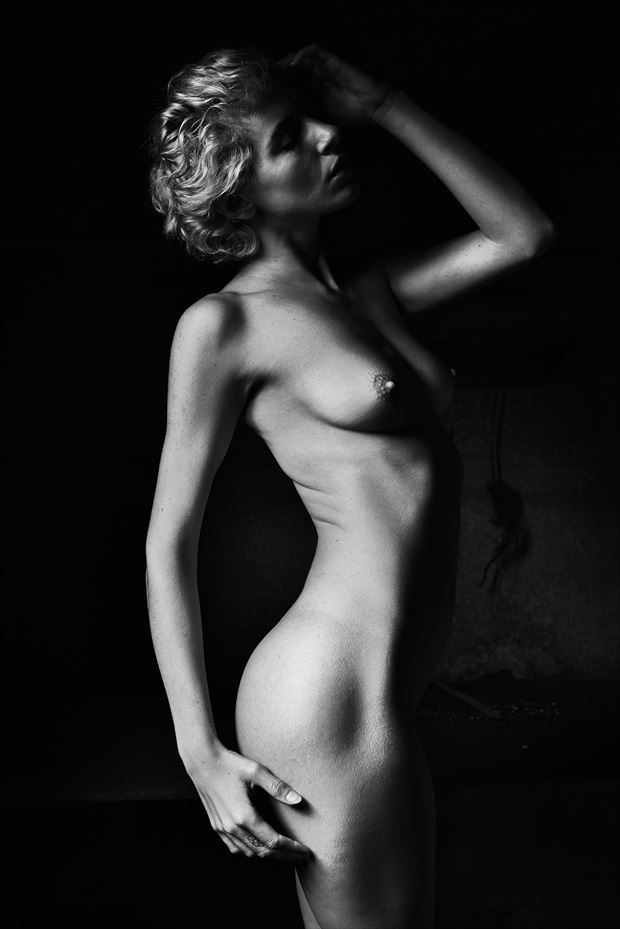 whitney artistic nude photo by photographer ray fritz