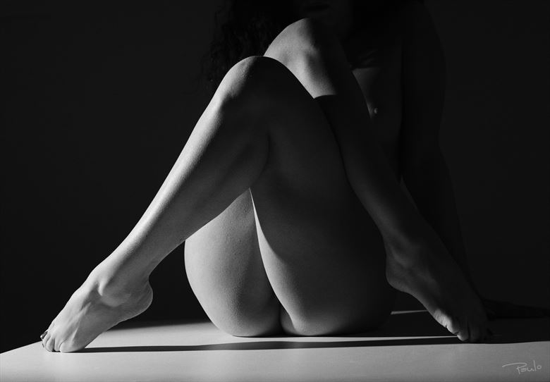 whose are these legs artistic nude photo by model morganagreen