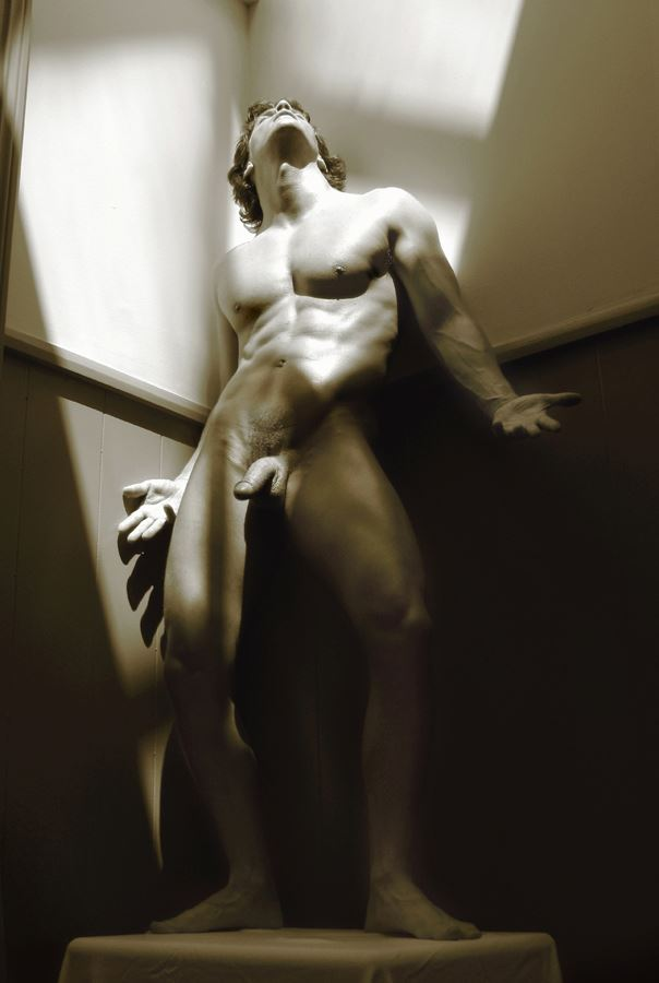 why artistic nude photo by model cksguy