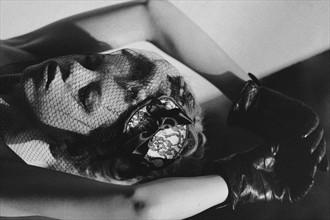 widow Portrait Photo by Photographer Mate
