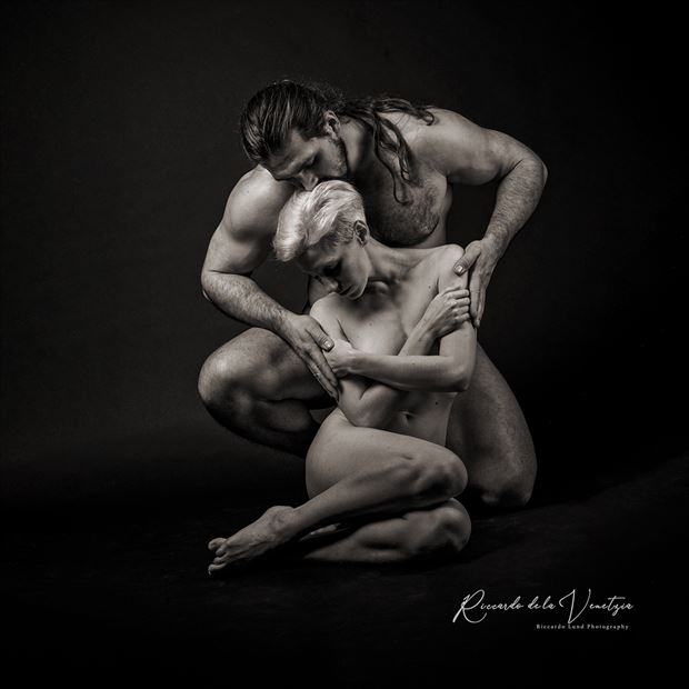 will and lilith artistic nude photo by photographer riccardodelavenetzia