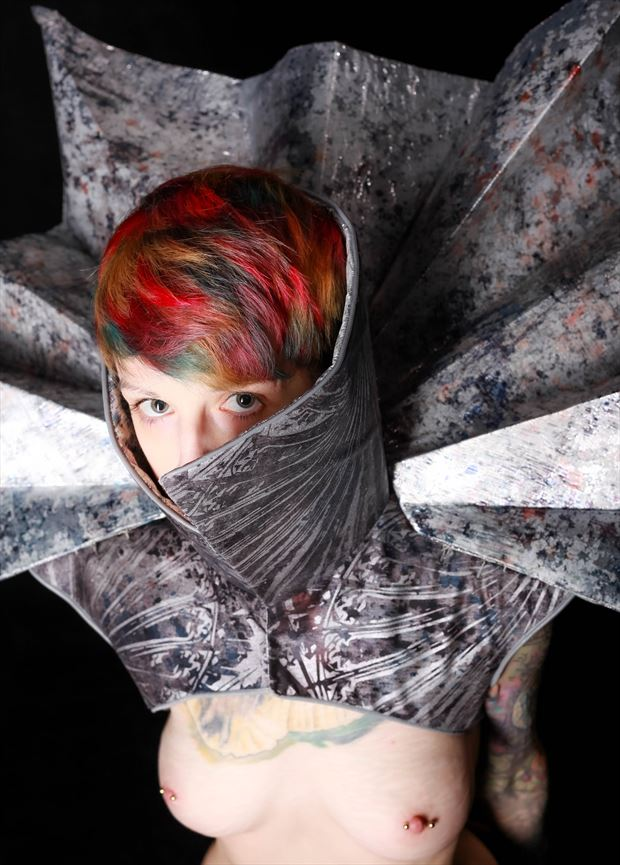will o the wisp tattoos photo by model lae