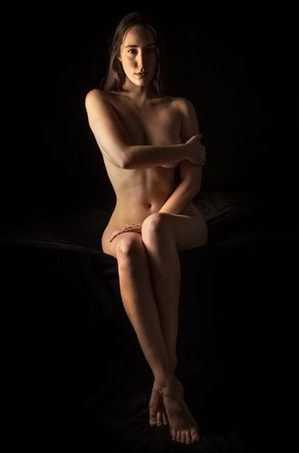 willa 6 body painting photo by photographer eric delaforce