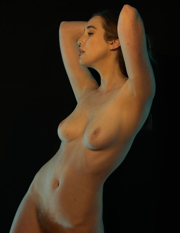 willa artistic nude photo by photographer foaks