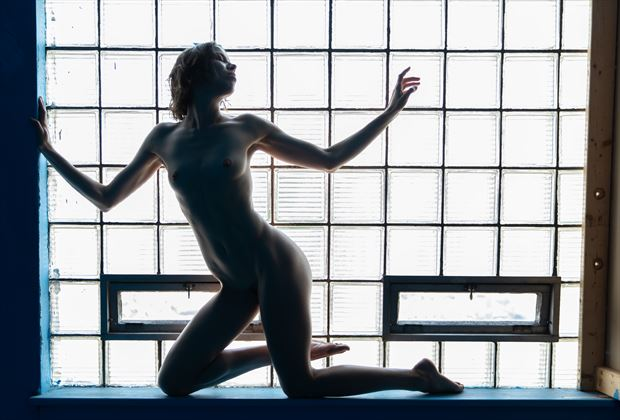 window dance 6 artistic nude photo by photographer lamont s art works