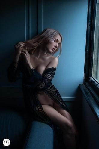 window girl Nature Artwork by Photographer Raffs Photography