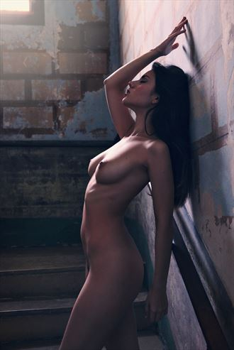window light artistic nude photo by photographer germansc