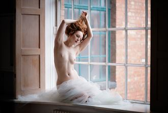 windows artistic nude photo by photographer ellis