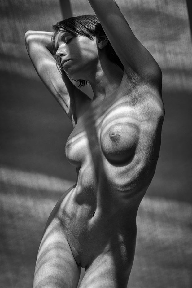 with a side of ribs artistic nude photo by photographer rick jolson