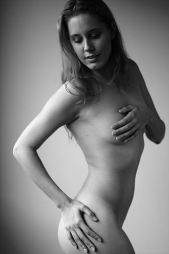 with natural light artistic nude photo by photographer fine art photics