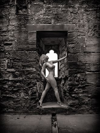 within these walls artistic nude artwork by photographer neilh