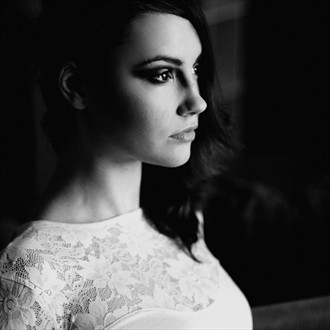 woman Portrait Photo by Photographer Mate