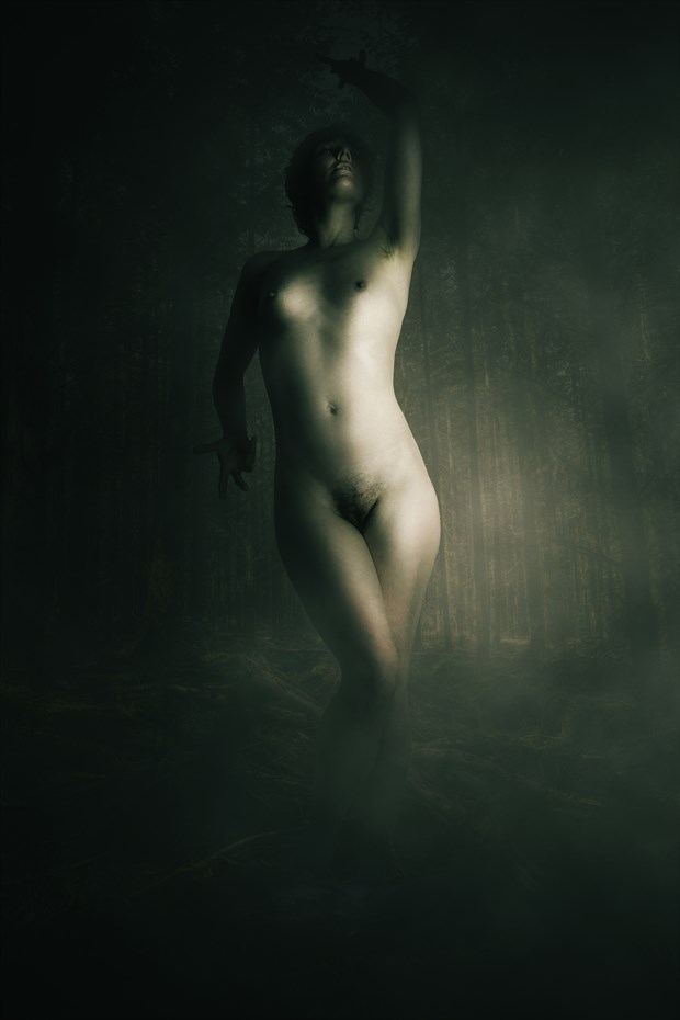woods Artistic Nude Photo by Photographer Adam