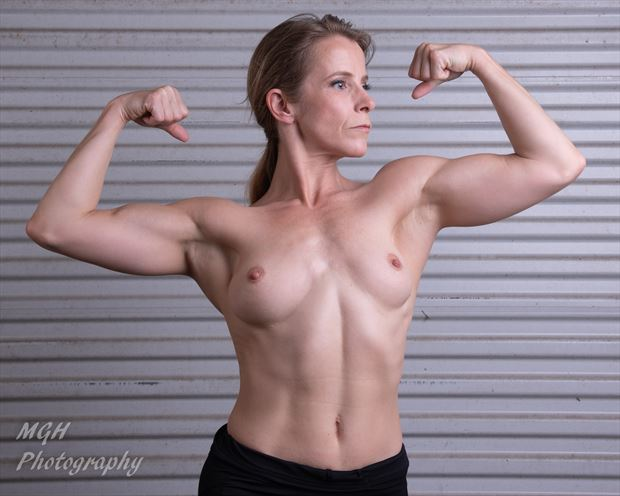 working out artistic nude photo by photographer mghphotography