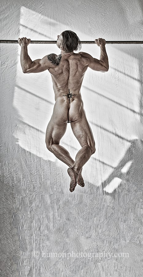 workout Artistic Nude Photo by Photographer humon photography