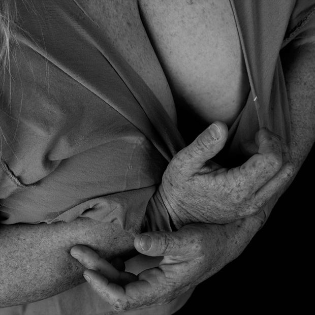 wrapped wrists abstract photo by photographer avant garde_art