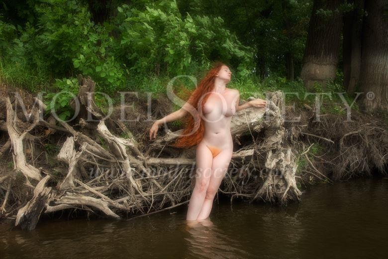 xaina caressed by summer s breeze artistic nude photo by photographer fotoflair