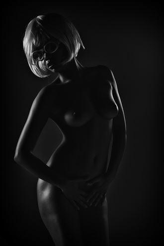 yasmine artistic nude photo by photographer larbcn