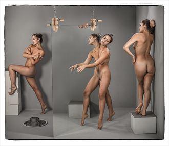 yelena artistic nude photo by photographer thomas sauerwein