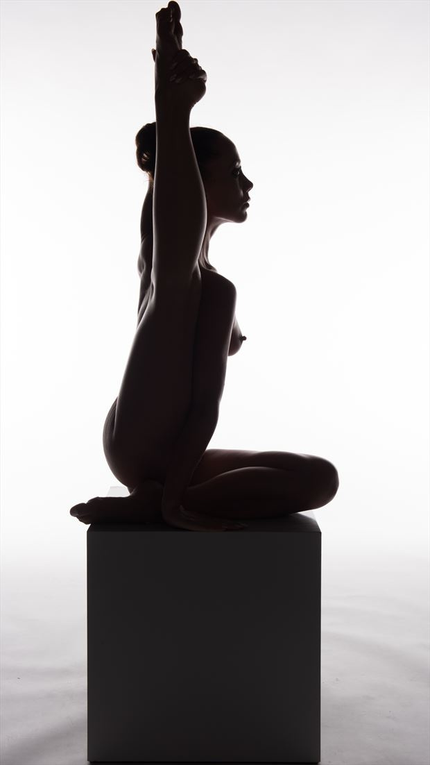 yoga and my body artistic nude photo by photographer arcis