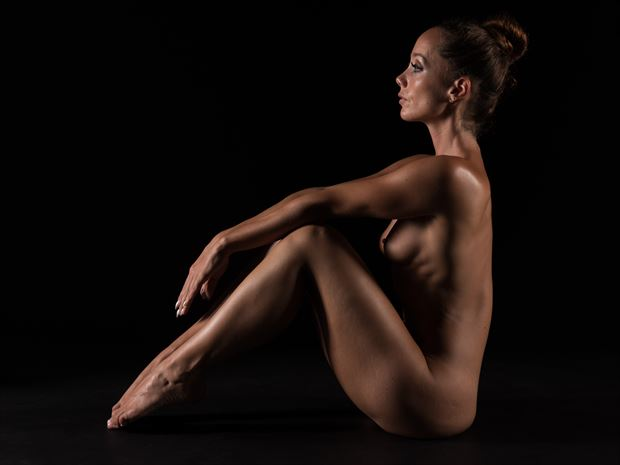yoga body studio lighting photo by photographer arcis