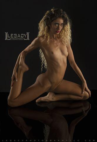 yoga supreme artistic nude photo by photographer legacyphotographyllc