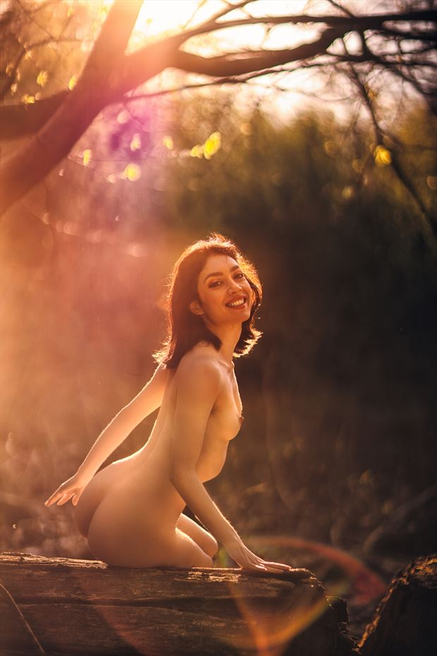 you ve found the firefly glade artistic nude photo by model rebeccatun