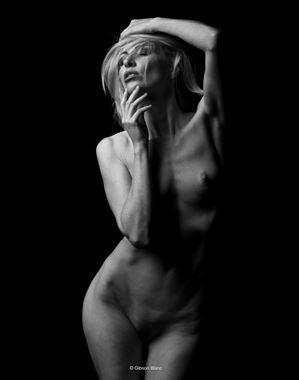 zara artistic nude photo by photographer gibson