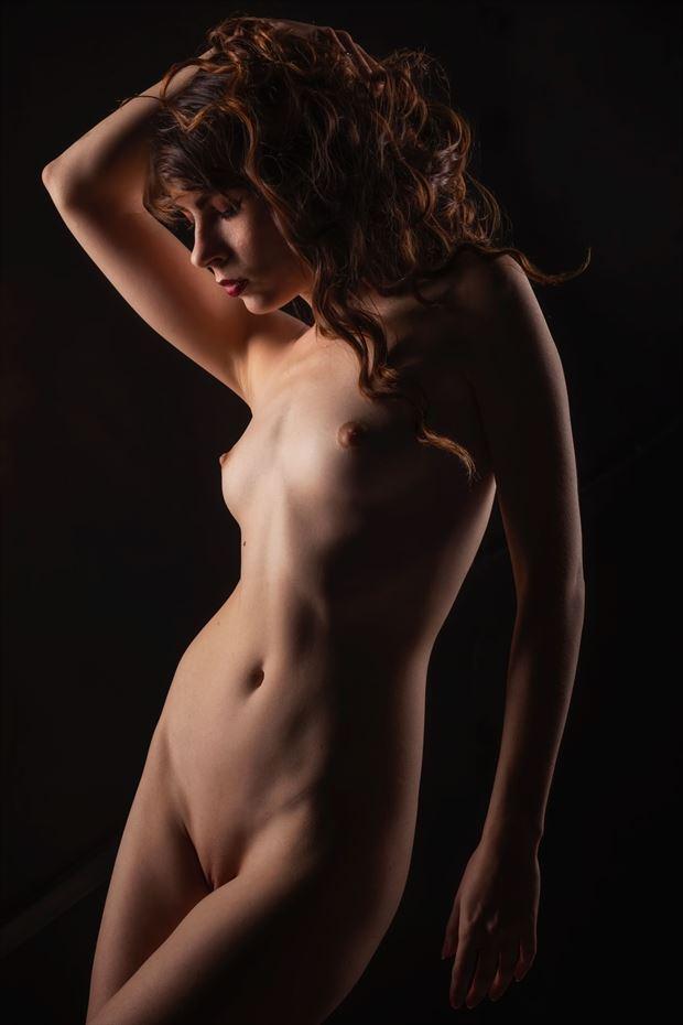 ziva artistic nude photo by photographer dream digital photog