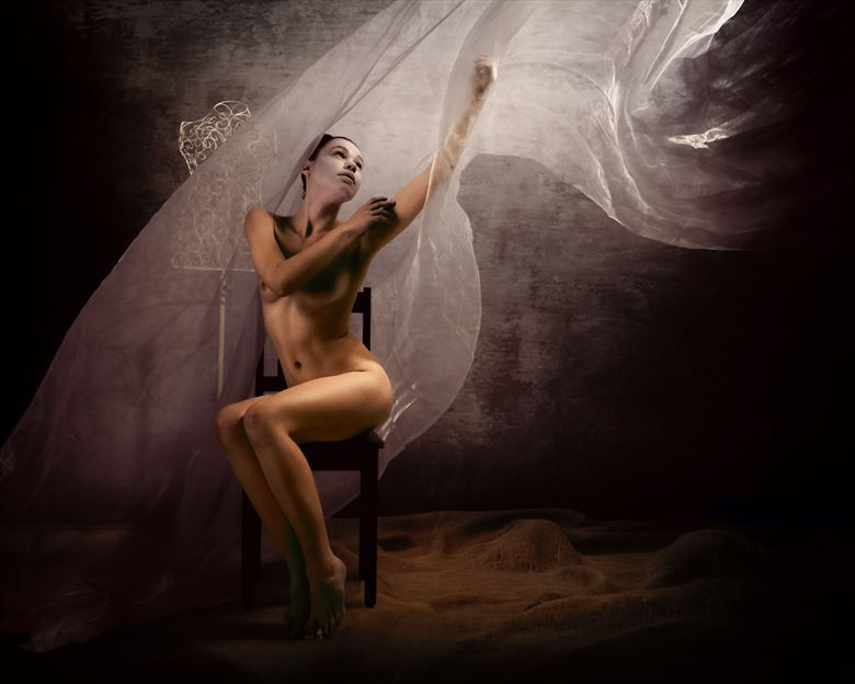 zoe artistic nude photo by photographer ncp photography