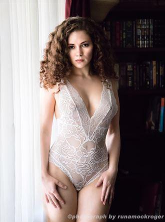 zoya library lingerie photo by photographer runamockroger