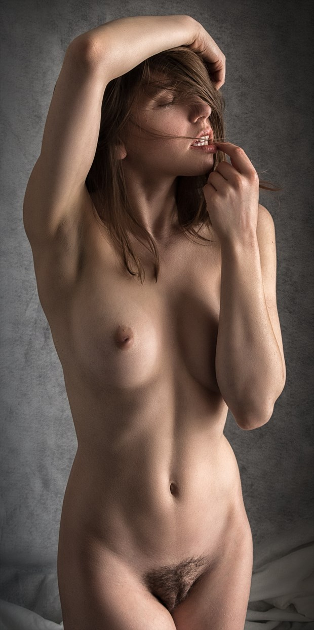 A New Look Artistic Nude Photo print by Photographer rick jolson