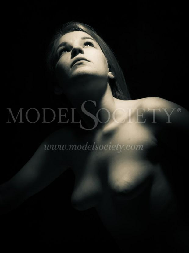 A Power Greater then Herself Artistic Nude Photo print by Photographer PhotoGuyMike