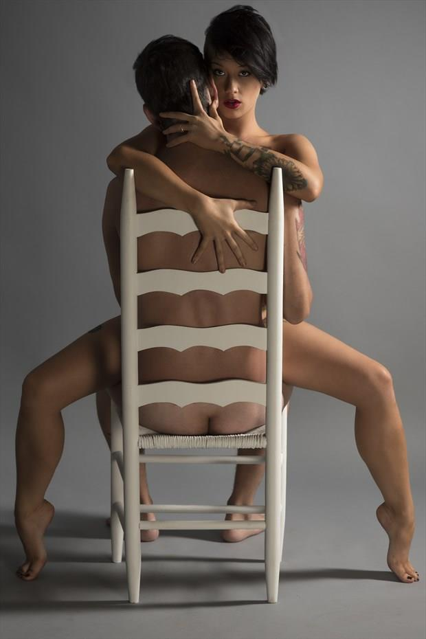 A couple Artistic Nude Photo print by Photographer Tommy 2's