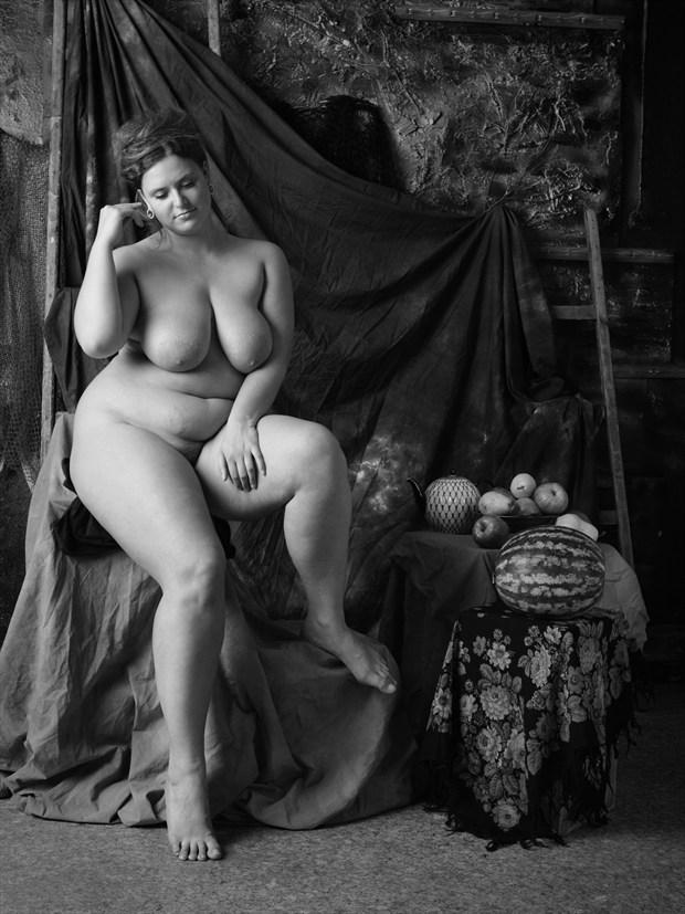 A.. Artistic Nude Photo print by Photographer zanzib