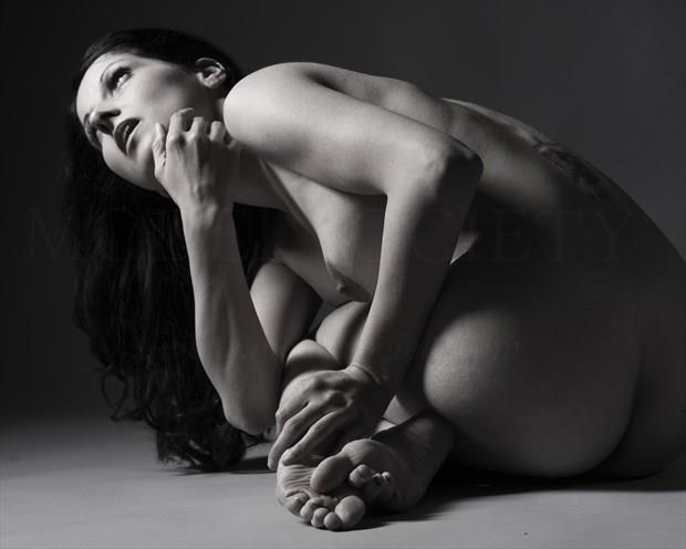 Above Artistic Nude Photo print by Photographer Tommy 2's