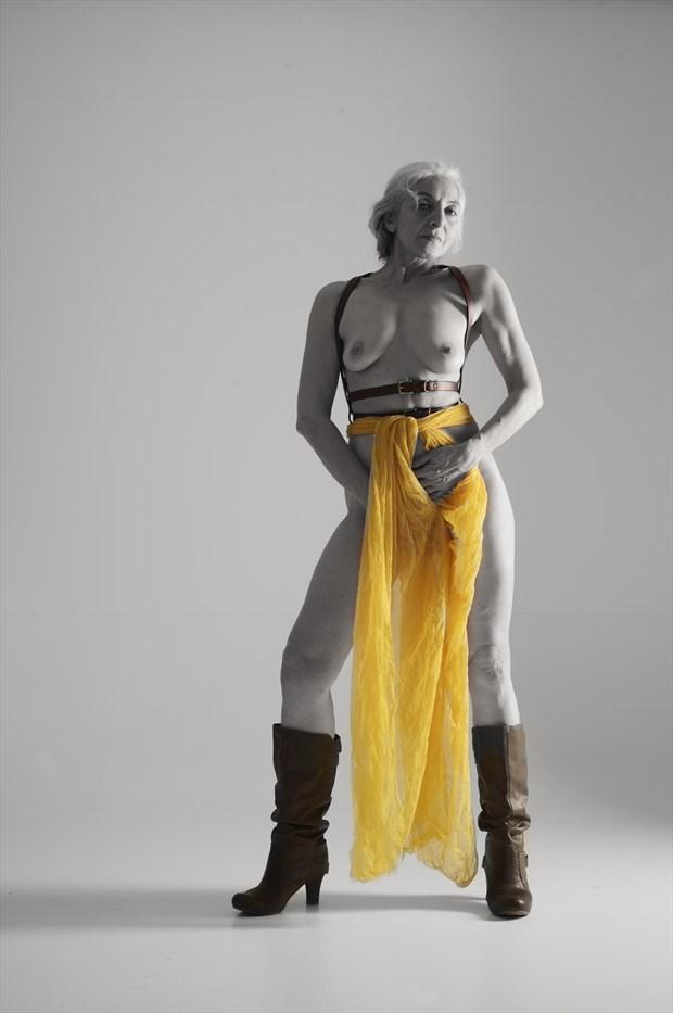 Alex Artistic Nude Photo print by Photographer Mark Bigelow