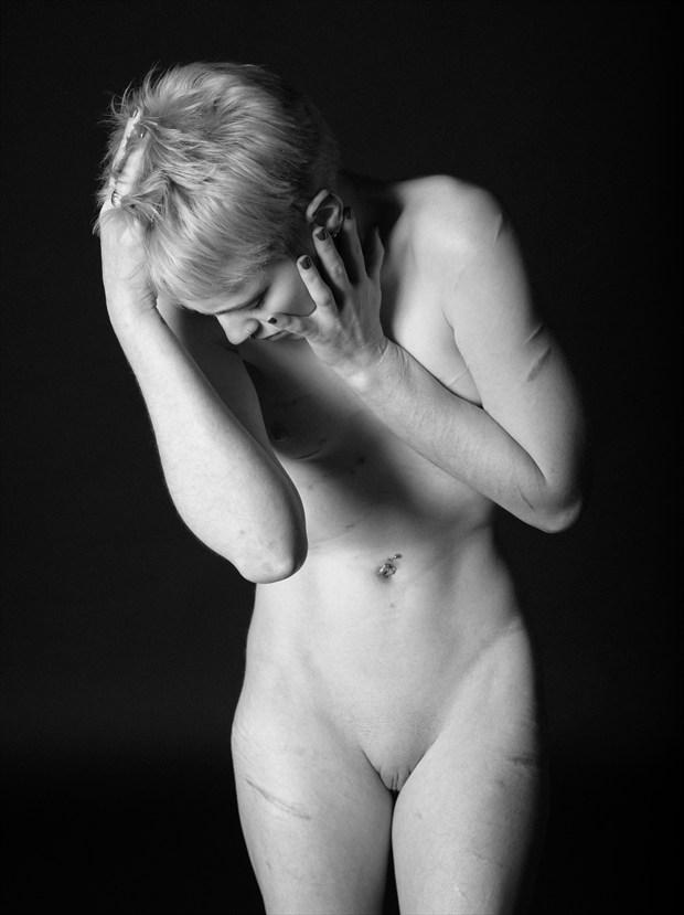 Among the dreams Artistic Nude Photo print by Photographer Kaos