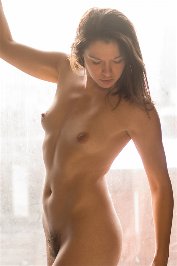 Amy in Morning Light Artistic Nude Photo print by Photographer ShenValley Imagery