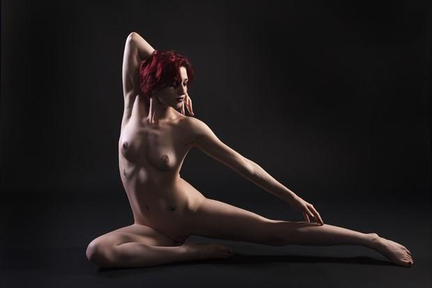 Andy Artistic Nude Photo print by Photographer Tommy 2's