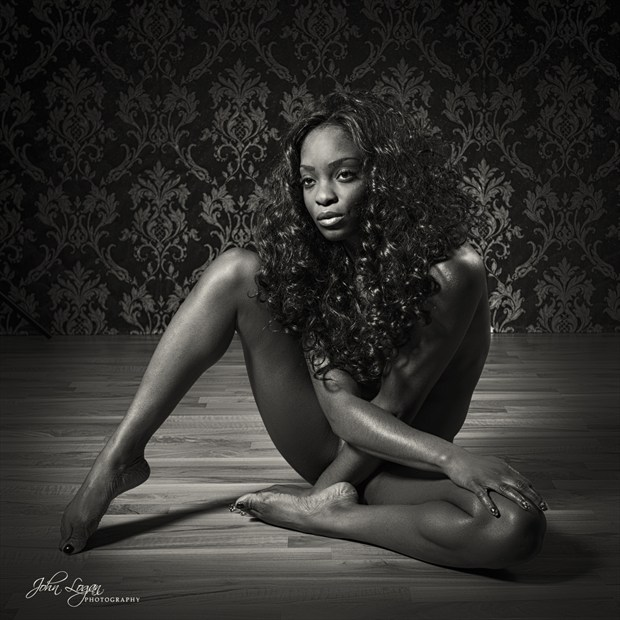 Anna Rose 10 Artistic Nude Photo print by Photographer John Logan