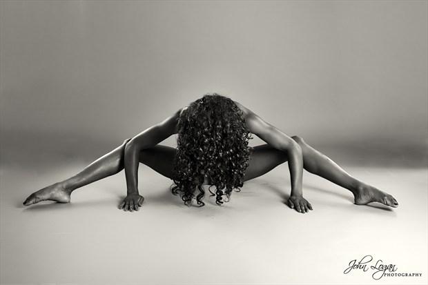 Anna Rose 2 Artistic Nude Photo print by Photographer John Logan