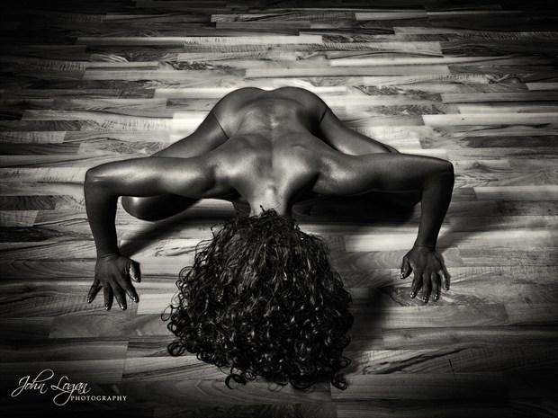 Anna Rose 8 Artistic Nude Photo print by Photographer John Logan