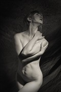 Art Model F Artistic Nude Photo print by Photographer Mark Bigelow