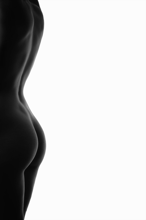 Artistic Nude Abstract Photo print by Photographer Gunnar