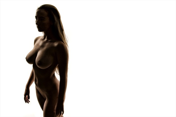 Artistic Nude Alternative Model Photo print by Photographer Gunnar