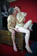 Artistic Nude Couples Photo print by Photographer Martin * Billings